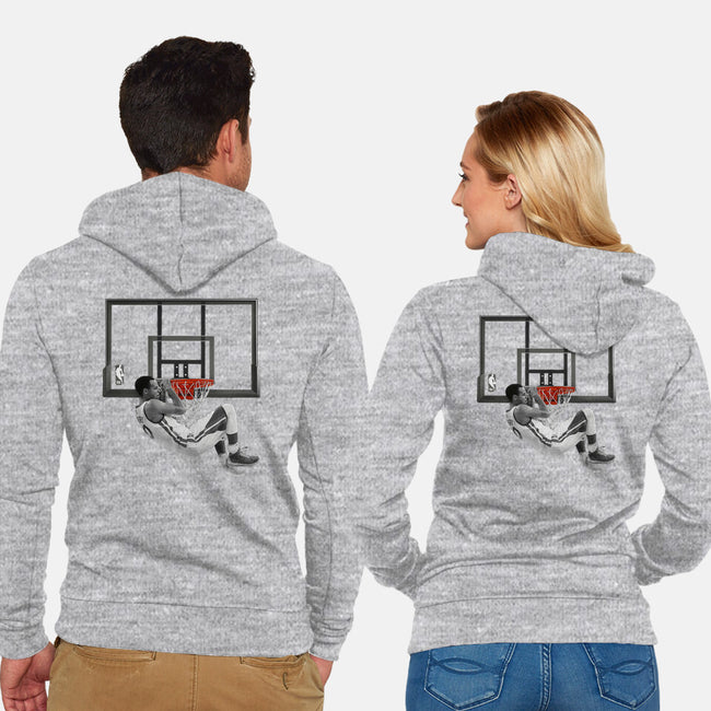 The Golden Boy-unisex zip-up sweatshirt-RivalTees