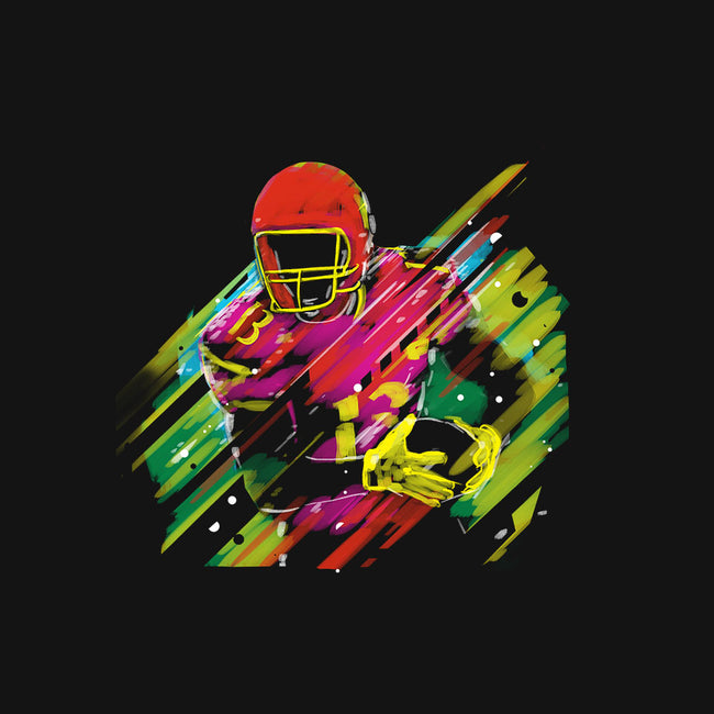 Race to the Touchdown-youth basic tee-Frederic Levy-Hadida