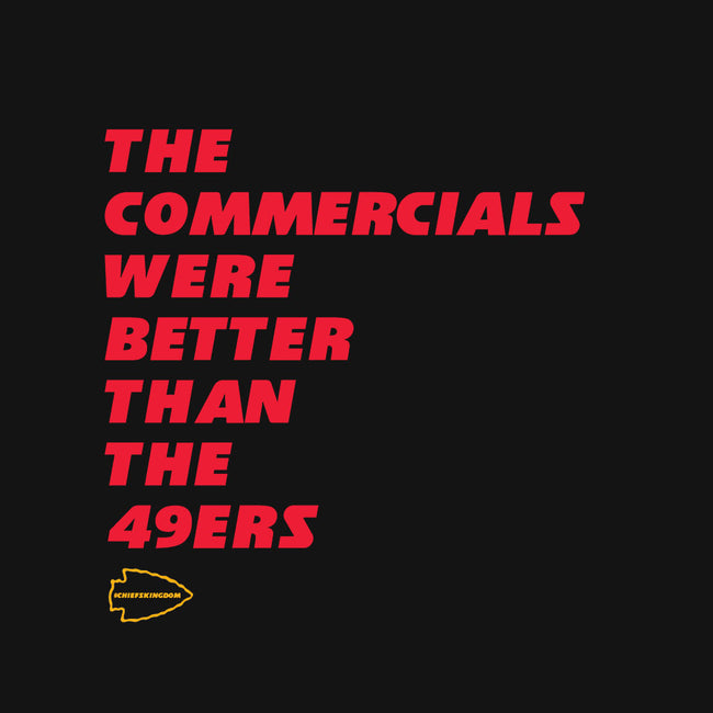 Better Than the 49ers-womens fitted tee-RivalTees