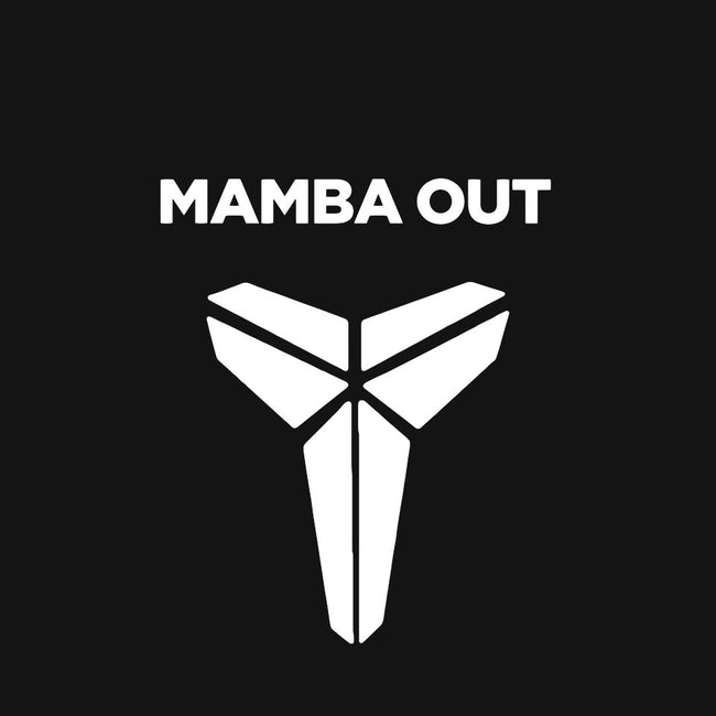 Mamba Out-unisex crew neck sweatshirt-Rivaltees