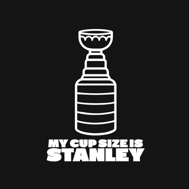 My Cup Size is Stanley-womens fitted tee-RivalTees