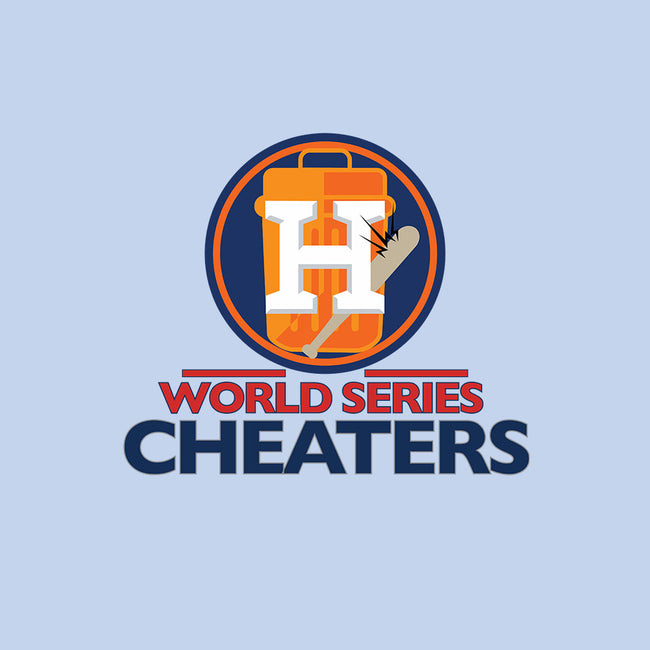 World Series Cheaters-womens basic tee-TrentWorden