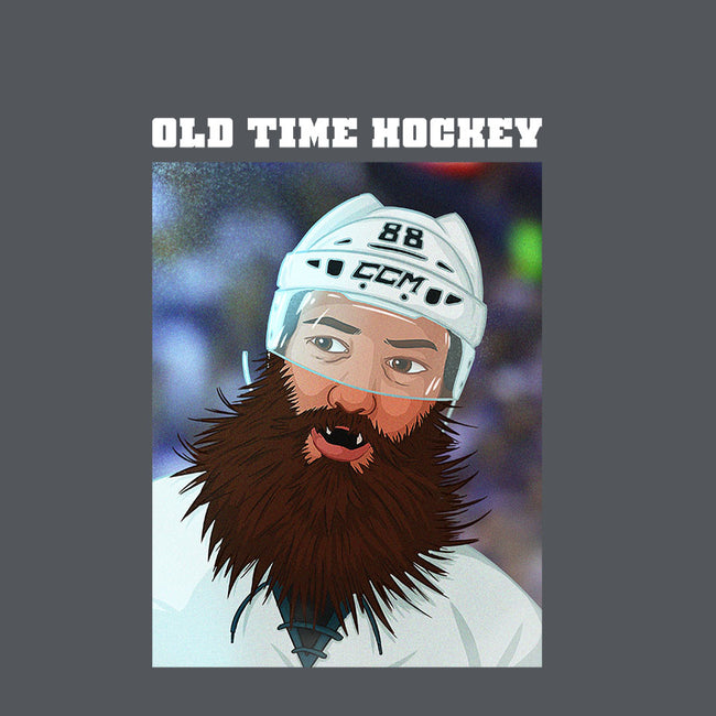 Old Time Hockey-mens basic tee-DJR