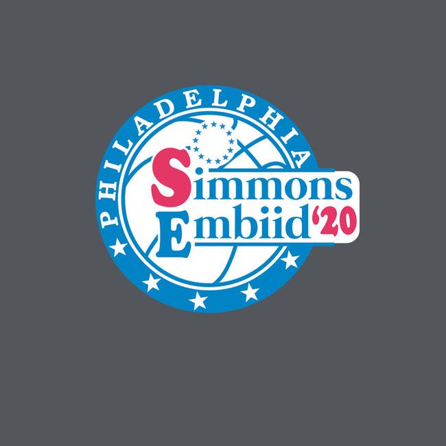 Simmons Embiid 2020-womens basic tee-RivalTees
