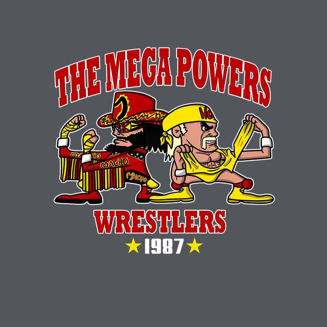 The Mega Powers-mens long sleeved tee-MarianoSan
