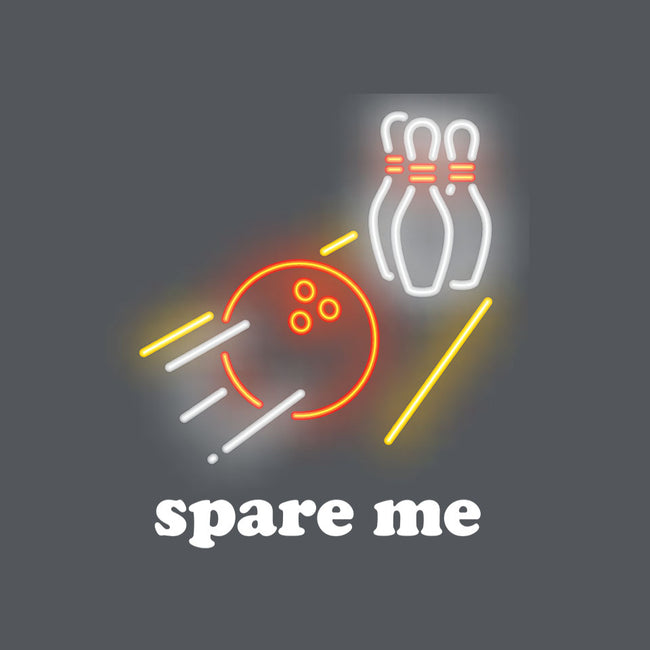 Spare Me-mens basic tee-RivalTees
