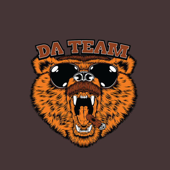 Da Team-womens fitted tee-zerobriant