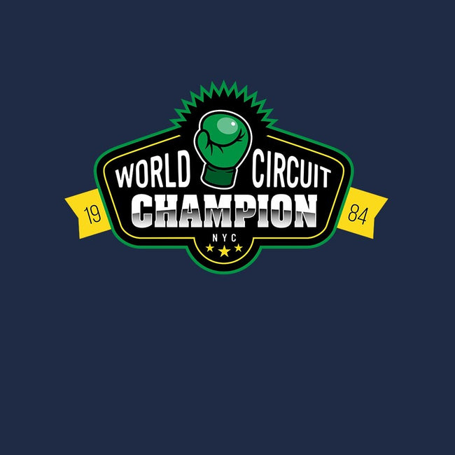 Little Boxing Champ-womens basic tee-aflagg