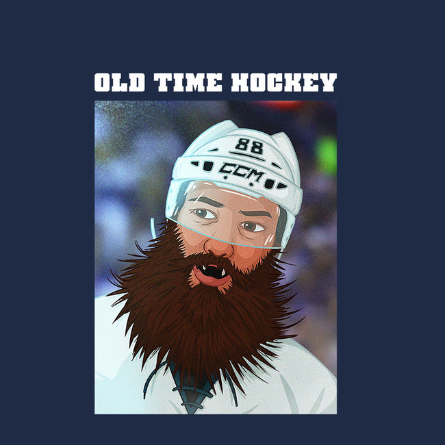 Old Time Hockey-mens long sleeved tee-DJR
