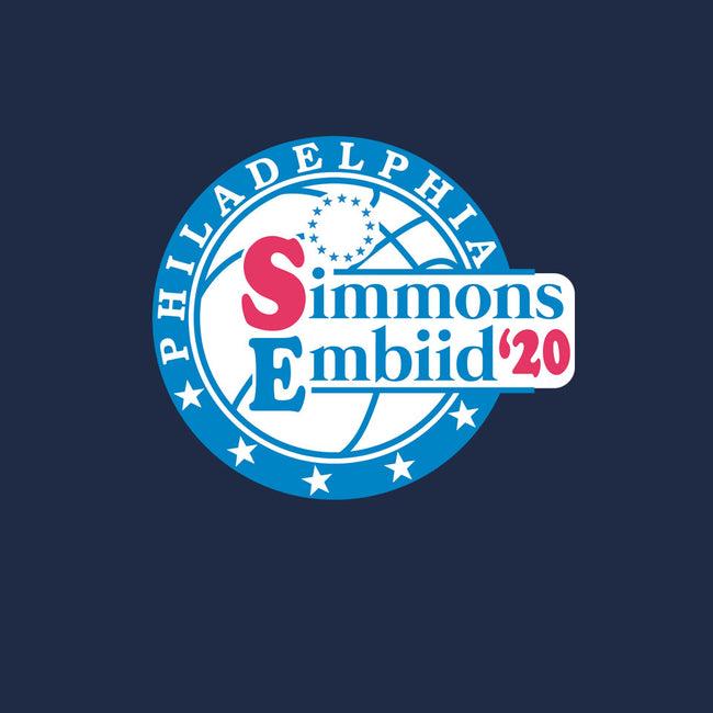 Simmons Embiid 2020-mens long sleeved tee-RivalTees