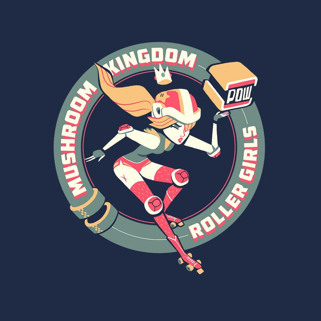 Mushroom Kingdom Roller Girls-unisex basic tank-Glen Brogan