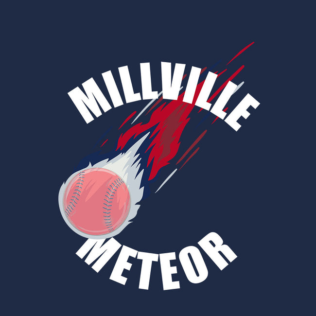 Millville Meteor-womens fitted tee-RivalTees