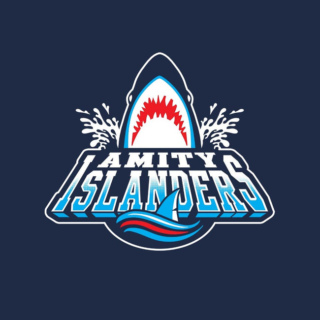Amity Islanders-womens fitted tee-JBaz