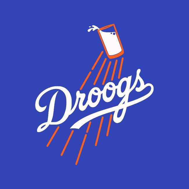 Major League Droogs-womens basic tee-karlangas