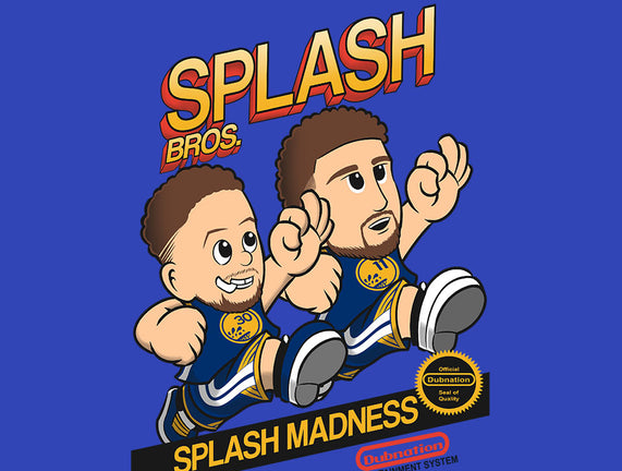 Super Splash Bros