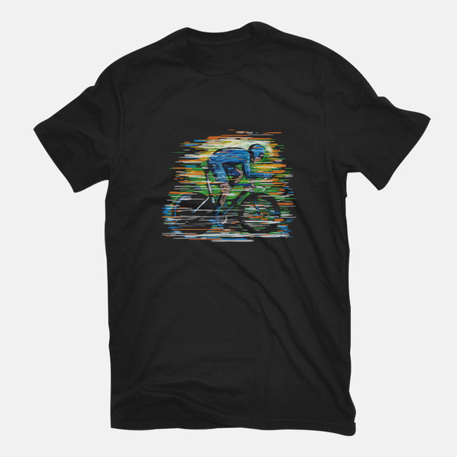 Pedal For The Win-mens premium tee-Frederic Levy-Hadida