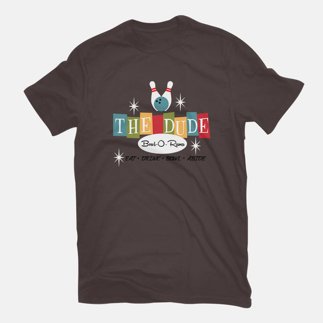 The Dude-mens basic tee-joefixit2