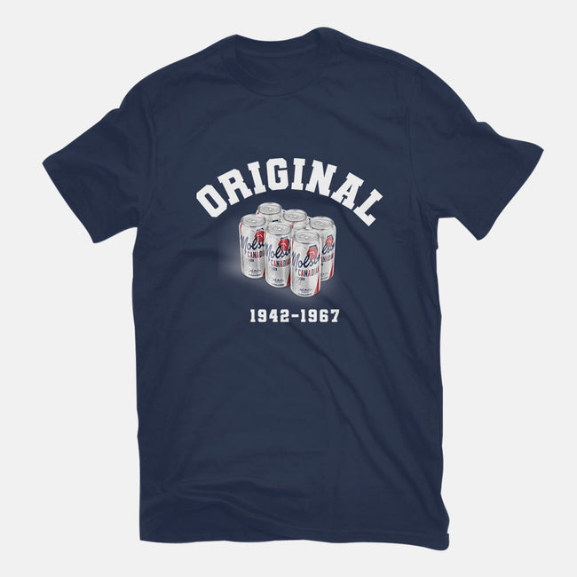 Original Six-womens fitted tee-RivalTees