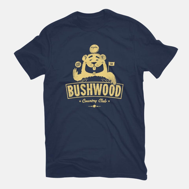 Bushwood Country Club-youth basic tee-stationjack