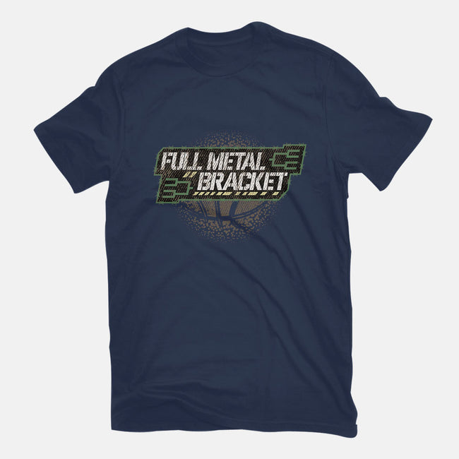 Full Metal Bracket-mens basic tee-Matt Molloy