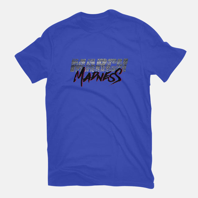 March Madness Live!-womens basic tee-RivalTees