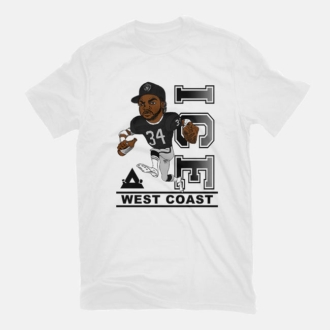 West Cube-womens fitted tee-radisrad