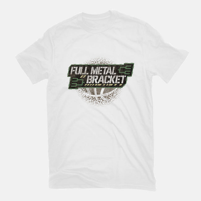 Full Metal Bracket-womens fitted tee-Matt Molloy