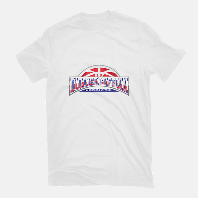 Warehouse Basketball-womens basic tee-zerobriant