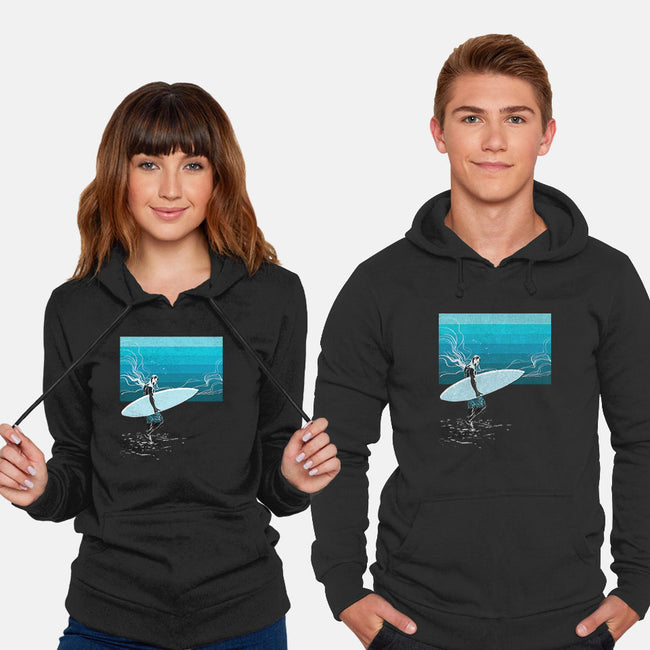 Heading Out-unisex pullover sweatshirt-Frederic Levy-Hadida