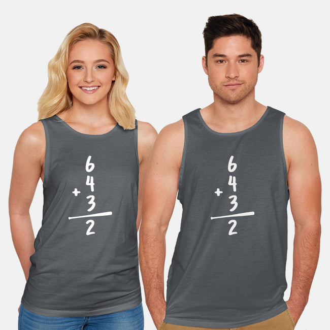 Double Play-unisex basic tank-RivalTees