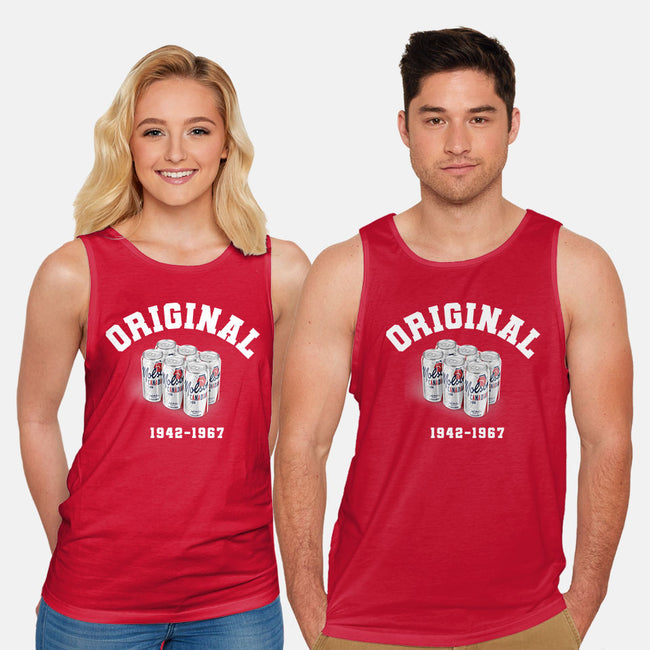 Original Six-unisex basic tank-RivalTees