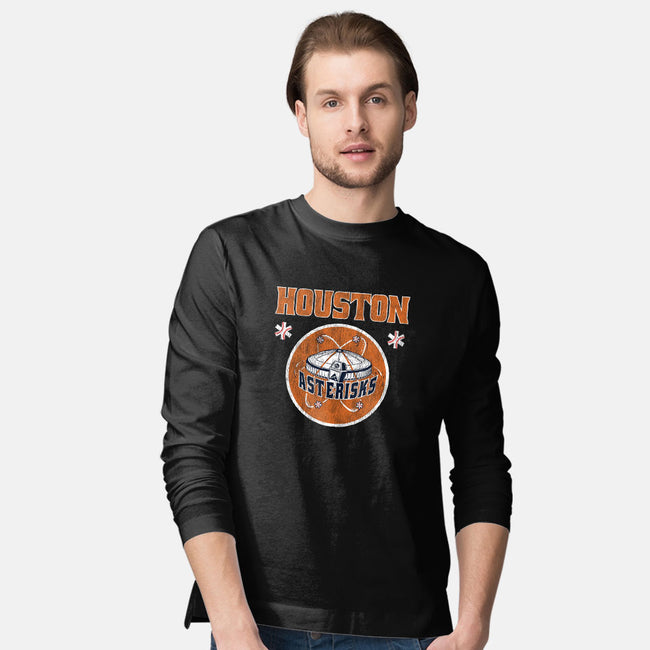 Asterisks-mens long sleeved tee-Cory Lorton