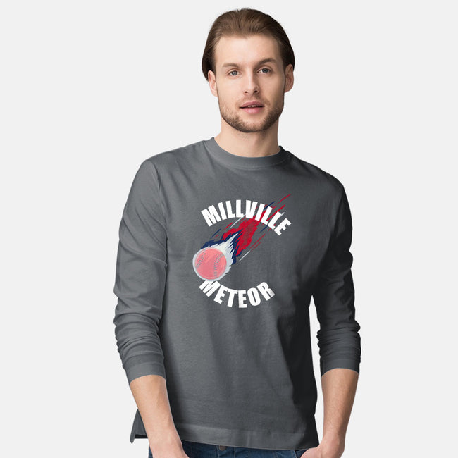 Millville Meteor-mens long sleeved tee-RivalTees