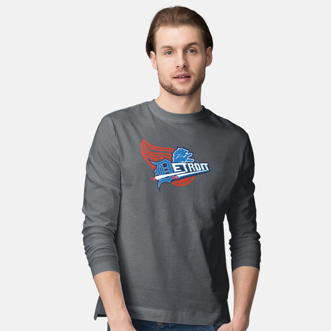 The D-mens long sleeved tee-TrentWorden