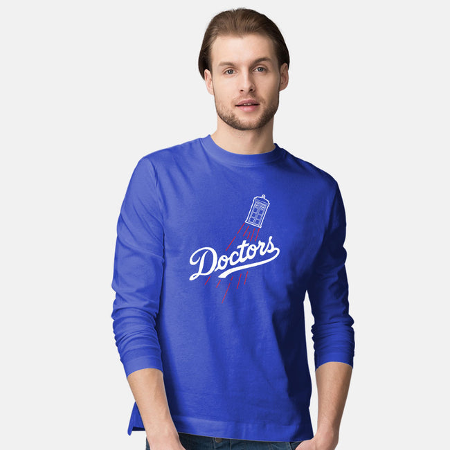Doctors-mens long sleeved tee-zerobriant