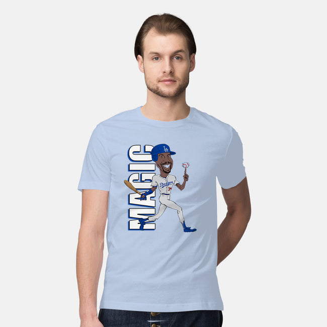 LA Magic-mens premium tee-radisrad