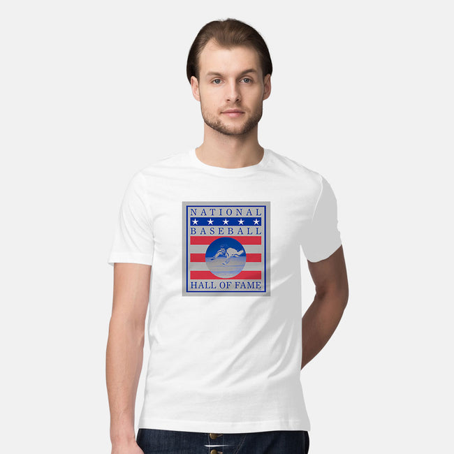 Make Baseball Great-mens premium tee-Kimberly Love