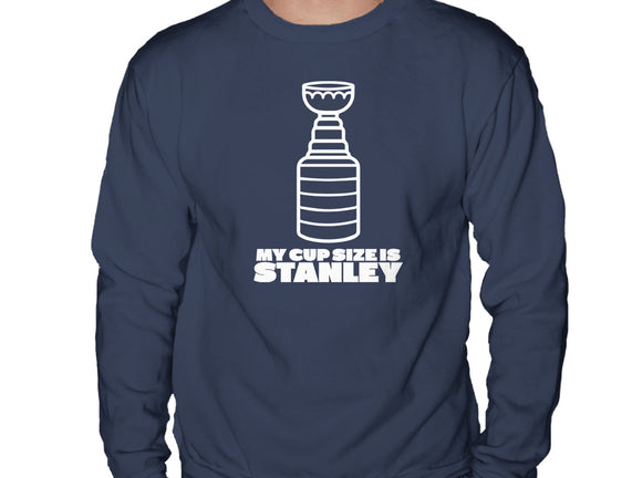 My Cup Size is Stanley