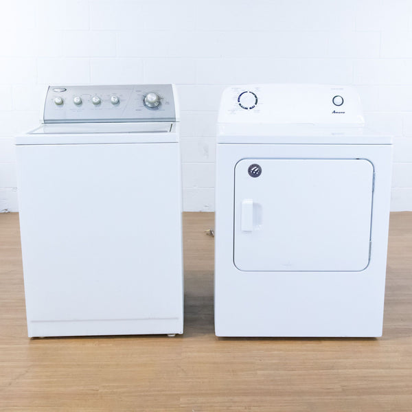 Whirlpool / Amana Whirlpool Washer and Amana Dryer