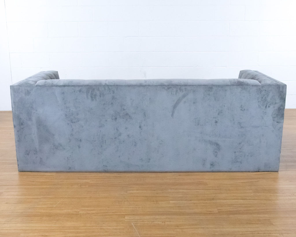 Wayfair Gray Upholstered Sofa
