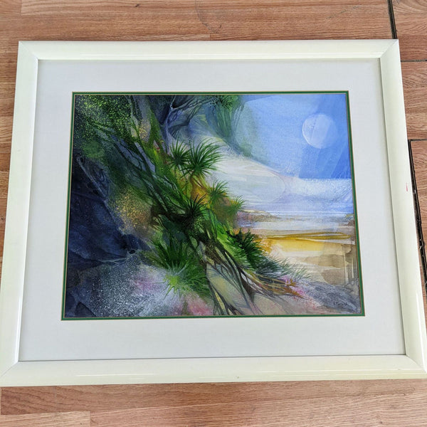 Framed Painting by A. Maris