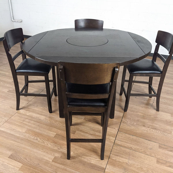 Five-Piece Counter Height Dining Set