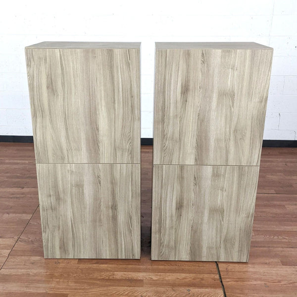 Pair of Ikea Storage Cabinets