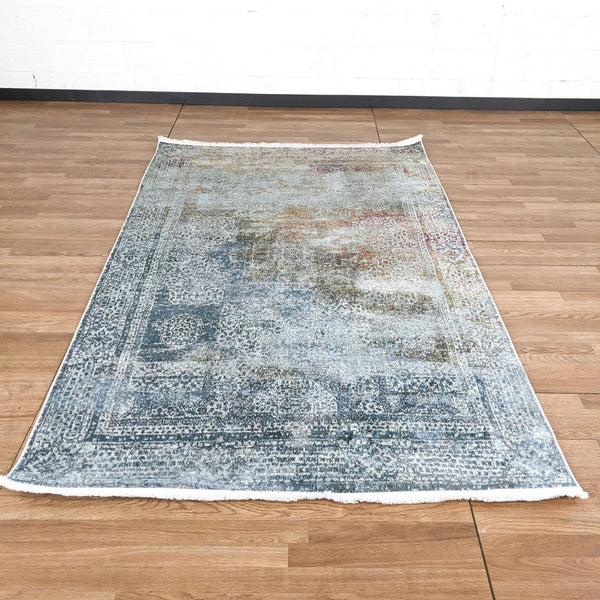 Shaddix Multi-Color Area Rug