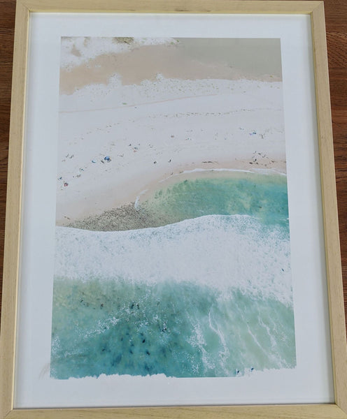 West Elm Framed Art Print