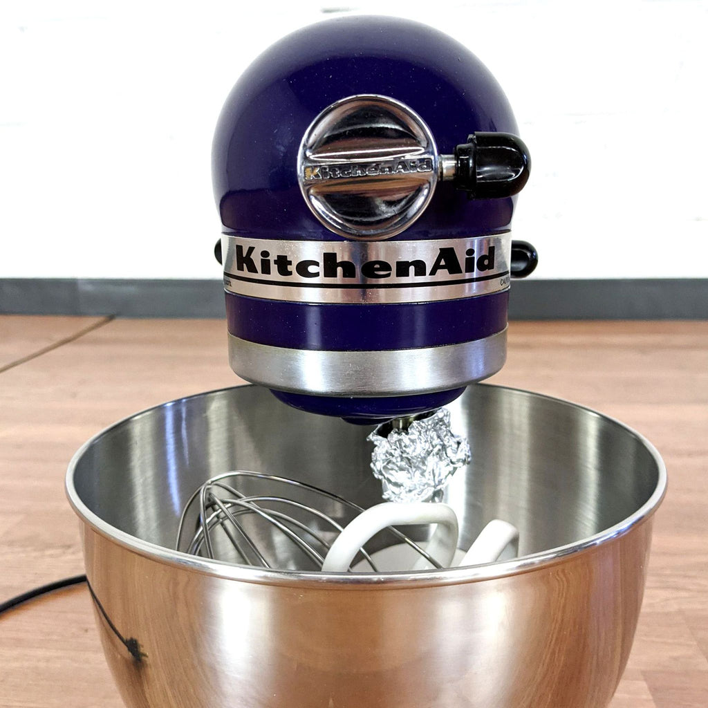 KitchenAid Ultra Power Mixer in Blue