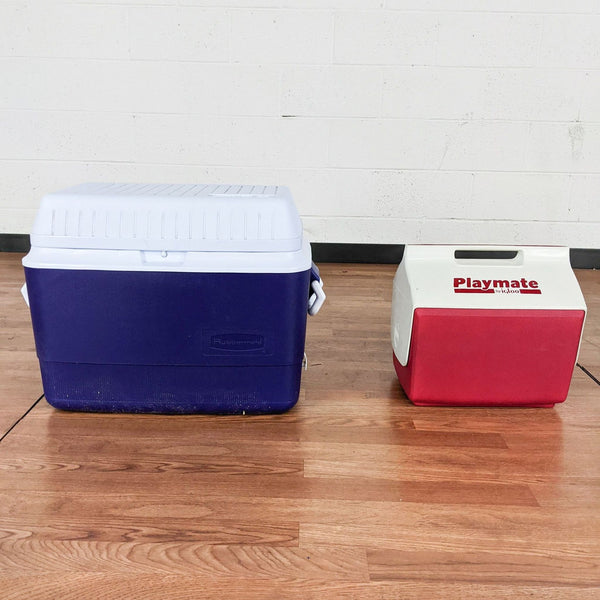 Rubbermaid / Igloo Rubbermaid 56 and Playmate by Igloo Coolers