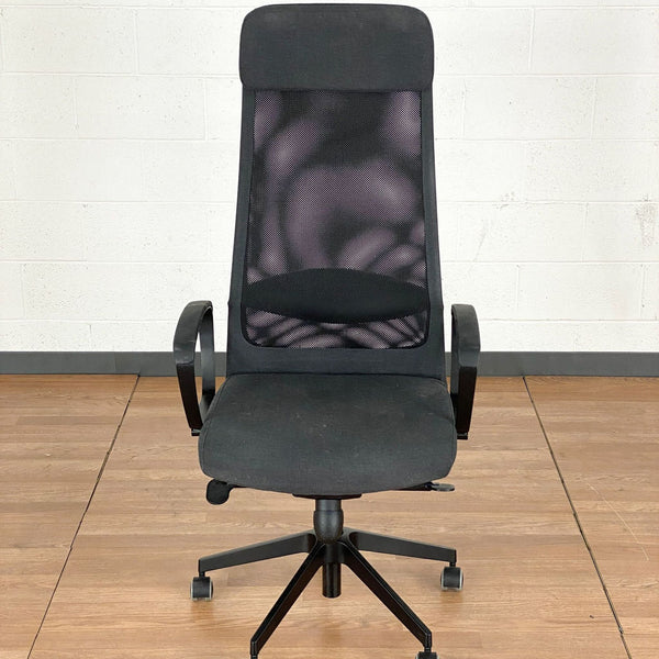 Ikea Markus Office Chair in Vissle Dark Gray