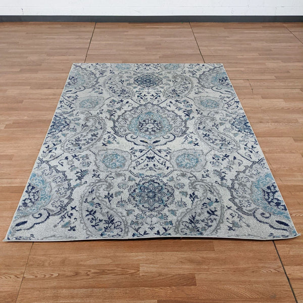 Safavieh Madison Rug in Cream and Light Gray