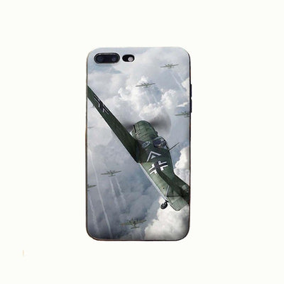 Coque Avion IPhone <br>2ᵉ  Guerres Mondiale
